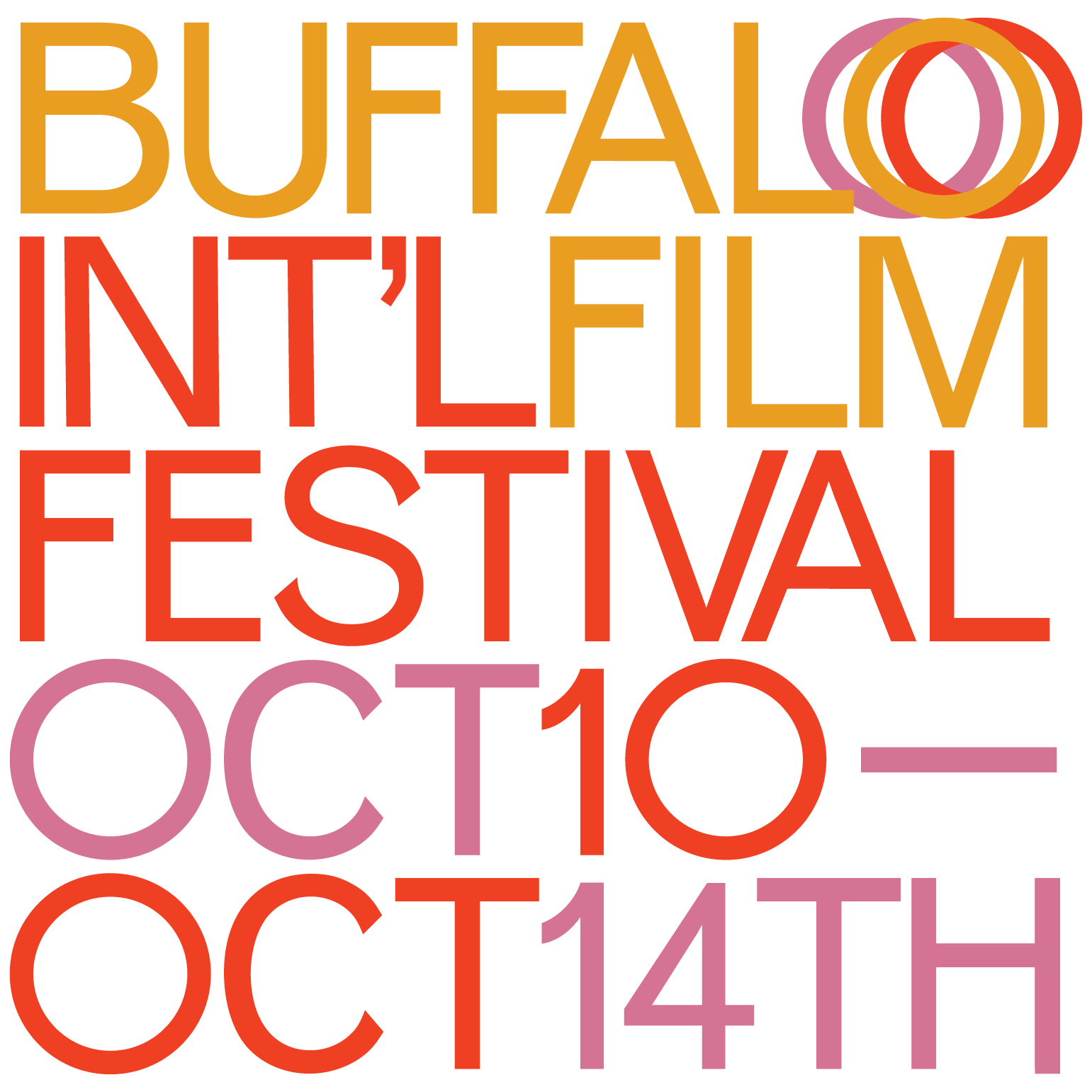 BIFF 2019 - October 10th to 14th 2019""